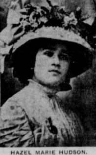 image of Hazel Marie Hudson
