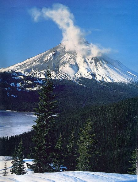 a paper on volcanoes and mount saint helens Mount st helens questions including what happened to the people who survived the atrocities and how many miles is mount shasta from mount st helens.